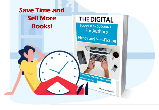 The Author Digital Planner and Journal For Fiction and Non-Fiction