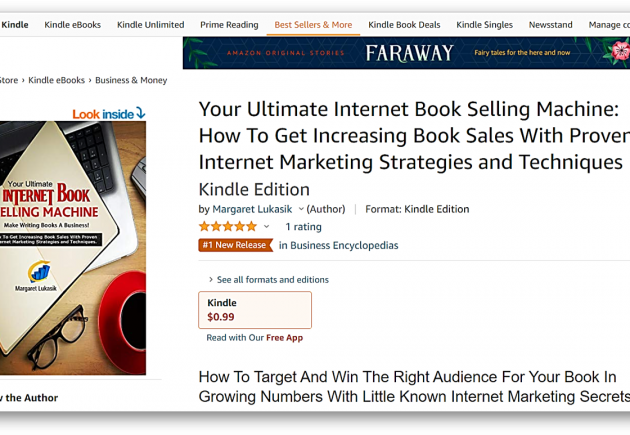 Successful Book Marketing Strategy